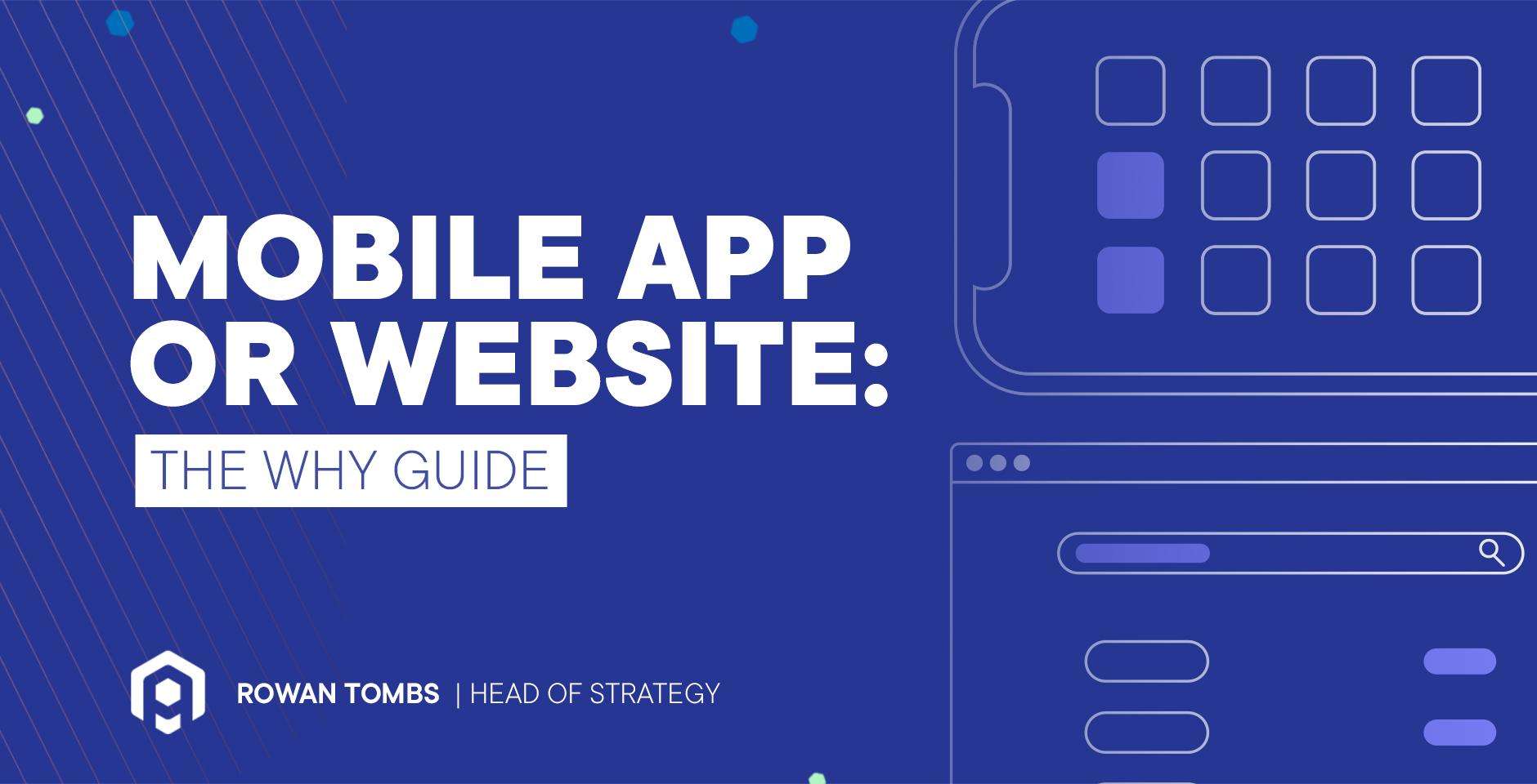 Mobile App or Website Image